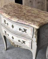 Pretty French Commode Chest (11 of 14)