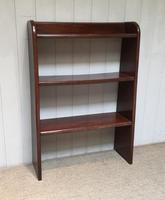 1930s Solid Mahogany Bookcase (6 of 8)