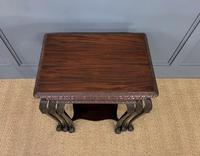 Nest of 3 Mahogany Tables (9 of 12)