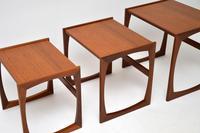 Teak Vintage Quadrille Nest of Tables by G Plan (4 of 10)