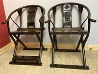 Oriental Folding Armchairs (10 of 19)