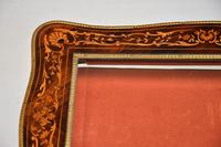 Antique French Inlaid Rosewood Bijouterie Display Table (9 of 15)