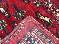 Antique Yomut Chuval Rug (4 of 4)