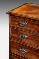 George III Period Mahogany Lift-top Commode (4 of 4)