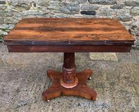 Regency Rosewood Card Table (24 of 24)