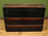 Antique Dome Top Pirates Trunk Storage Chest (6 of 12)