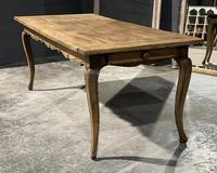 French Oak Farmhouse Kitchen Dining Table (18 of 18)