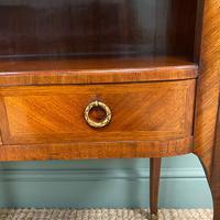 Stunning Kingwood Antique Side Cabinet (7 of 7)