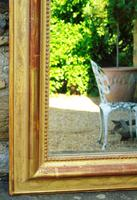 Beautiful Antique French Gilt Mirror (7 of 8)