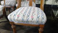 Victorian Oak Chairs (4 of 5)