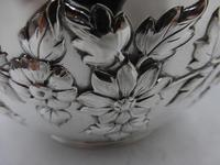 Antique Silver Bowl London 1900 by Charles Edwards (5 of 11)