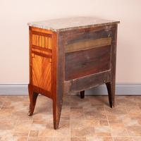 Continental 3 Drawer Commode Chest of Drawers (13 of 13)