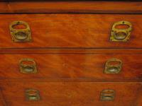 Substantial Antique Bank Of 18 Shop Drawers (3 of 25)