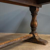 Distressed Refectory Table (5 of 11)