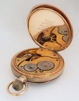 Antique 1912 Waltham Traveler Pocket Watch. (4 of 5)