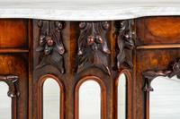 Victorian Walnut Side Cabinet (9 of 10)