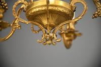 French Gilt Chandelier (10 of 12)