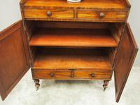 George IV Side Cabinet in Mahogany (4 of 10)