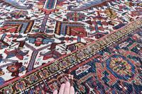 Old Heriz Roomsize Carpet 326x219cm (8 of 9)