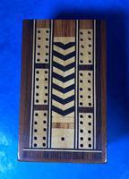 Victorian Inlaid Mahogany Crib  Box (14 of 20)