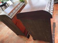 Rare Pair of Mahogany Adams Style Pot Cupboards 1820 (4 of 10)