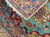 Antique Bakhtiari Carpet Runner (6 of 8)
