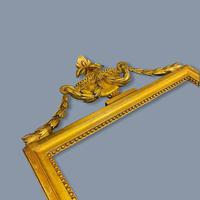 Early 19th Century French Gilt Mirror (3 of 9)