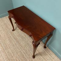 Quality Georgian Mahogany Antique Writing Table (4 of 6)
