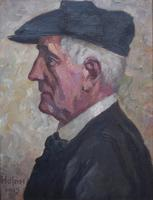 Attributed to Otto Hofner Oil Painting 1915 (2 of 8)