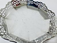 Large Antique Solid Silver Bonbon Dish (10 of 10)