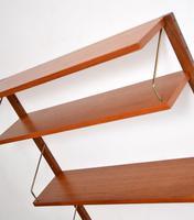 Danish Teak Royal  Shelving Bookshelf by Poul Cadovius (11 of 11)