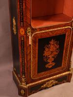 Superb French Display Cabinet Kingwood & Ebony (6 of 12)