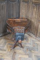 Antique French Bellows Coffee Table (4 of 7)