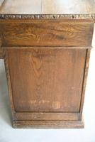 Victorian Golden Oak Dresser (10 of 11)