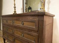 Louis XVI Period Original Painted Commode - Chest of Drawers (8 of 14)