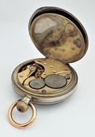 Antique 1920s Omega Pocket Watch (5 of 6)