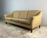 Danish 1970's 3 Seat Sofa (2 of 4)
