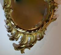 Superb 19th Century Gilt Frame Wall Mirror (3 of 4)