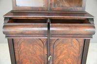 Antique Mahogany Bookcase (6 of 12)