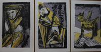 A set of 12 lithographs by Robert Colquhoun (2 of 5)