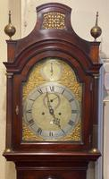 Fine Late 18th Century London Mahogany Longcase Clock by Kenneth Maclennan (2 of 9)