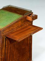 Regency Period Mahogany Davenport Desk (3 of 5)