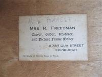 R S Forrest print, Scottish National War Memorial, after Meredith Williams c1927 (7 of 8)