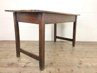 18th Century Oak Farmhouse Table (6 of 8)