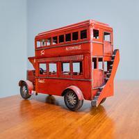 Retro Double Decker Bus (4 of 6)