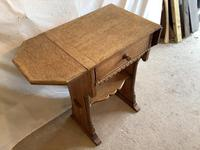 Norfolk Oak Occasional Table (2 of 3)