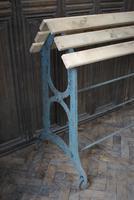 Antique Wrough Iron French Saddle Rack (3 of 4)