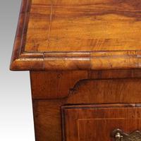 George III Walnut Norfolk chest (12 of 13)