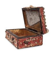 George III Shellwork Box (2 of 6)