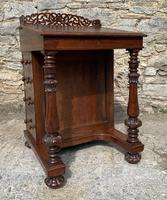 Regency Rosewood Davenport Desk (25 of 26)
